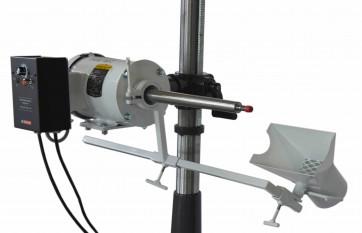 Mole adjustable suction Funnel
