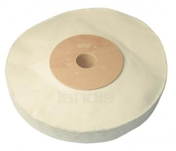 Laminated cloth wheel