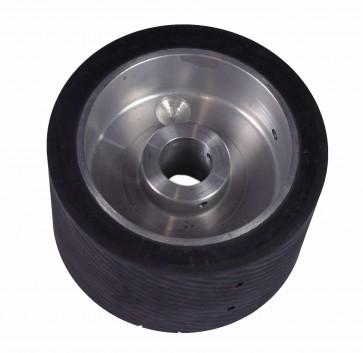 Aluminium & Rubber Contact Wheel for Landis, Supreme or Sutton