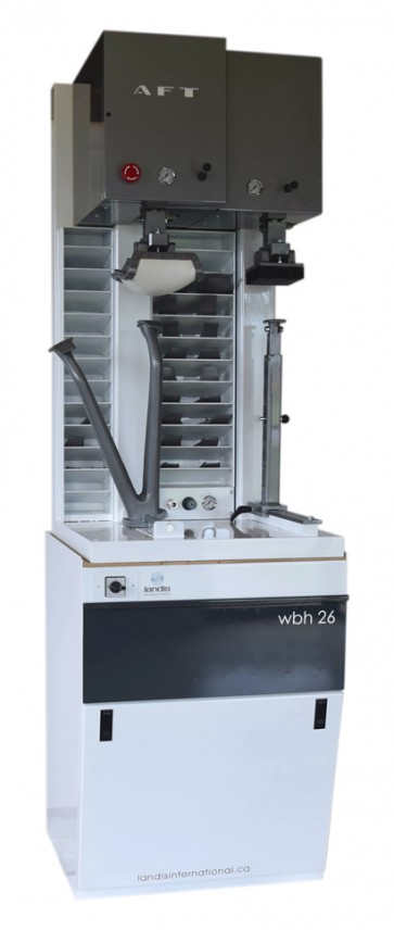 Odin II Pneumatic Sole Press