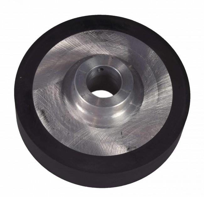 Aluminium Amp Rubber Contact Wheel