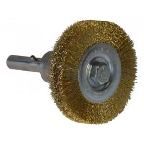 Brosse en acier 4'' pour mini sableurs Landis et Supreme
