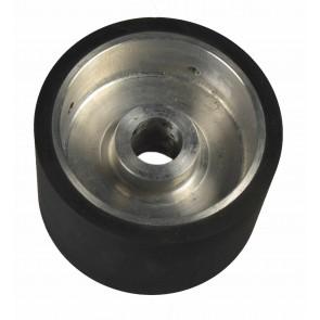 Roue de contact en aluminium et caoutchouc pour Auto Soler Jack-Master