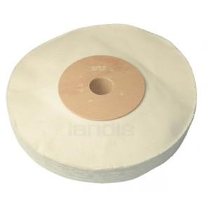 Roue de coton laminée pour Power Finisher 240 mm x 40 mm