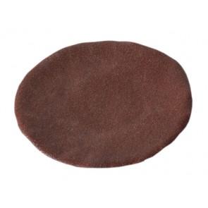 Tampon à sabler, brun